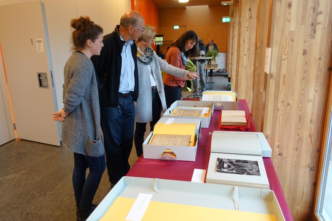 Abend des offenen Archivs in Sachseln